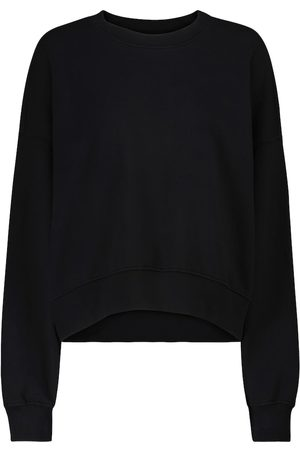 Velvet Sweatshirt Ajia aus Baumwolle