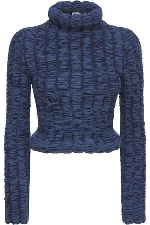 SUNNEI Ruched Sweater