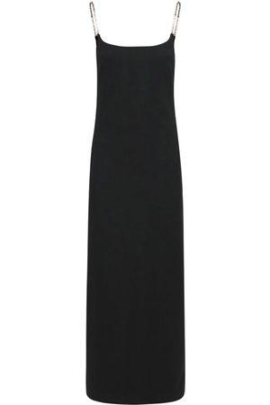 AMBUSH Kleid Aus Viskosemischung