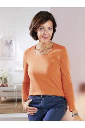 Avena Damen Longsleeves - Damen Wohlfühl-Langarm-Shirt