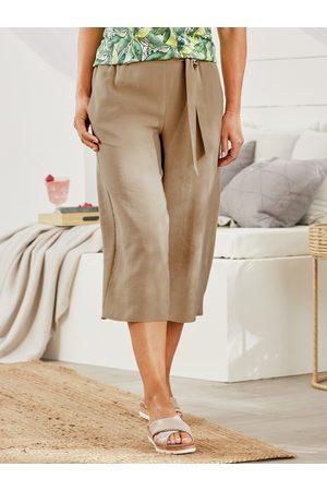 Avena Damen Röcke - Damen Hosen-Rock einfarbig
