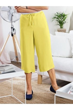 Avena Damen Hosen-Rock einfarbig