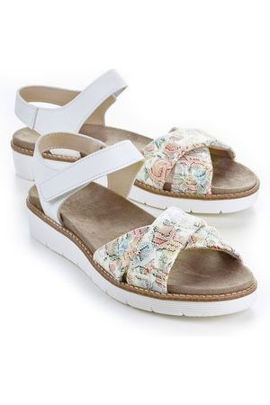 Avena Damen Sandalen - Damen Hallux-Sandale Softness Weiss