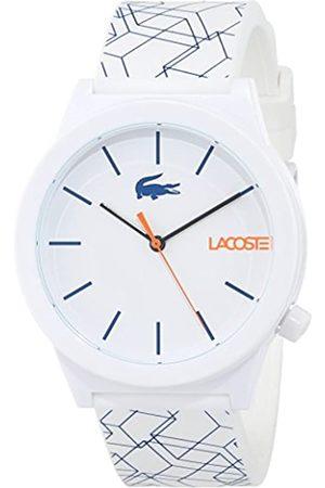 Lacoste Herren Uhren - Herren Analog Uhr Motion mit Silikon Armband
