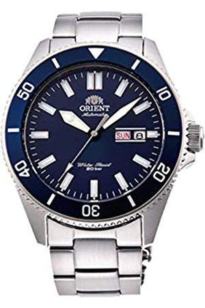 Orient Herren Analog Automatik Uhr mit Edelstahl Armband RA-AA0009L19B