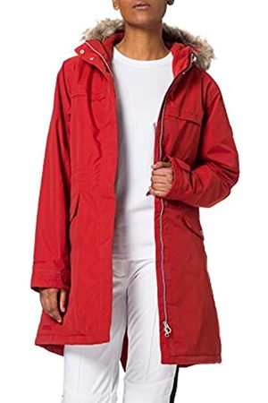 Regatta Damen Regenjacken - Damen Serleena Ii Waterproof Taped Seams Insulated Lined Hooded Jacket with Security Pocket Jacke