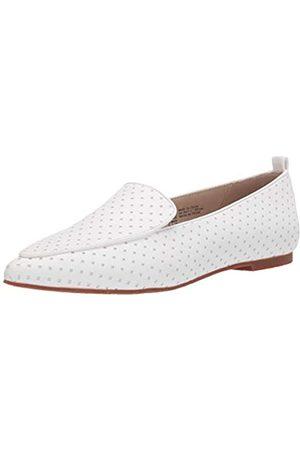 BC Footwear Damen It's Time Loafer, flach, Weiá