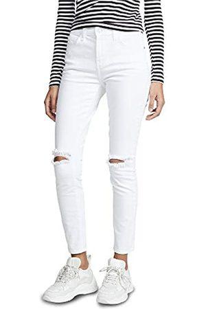 Current/Elliott Women's The High Waist Stiletto Jeans