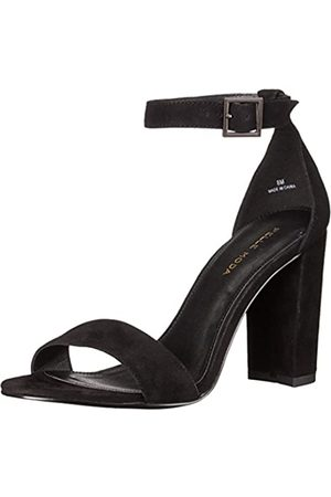 PELLE MODA Women's Bonnie-sd Dress Sandal, Black