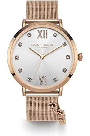 Daisy Dixon Damen Uhren - Schmuck-Sets Edelstahl DD145RGM