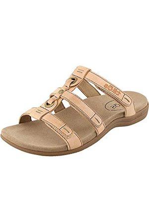 Taos Footwear Damen Nifty Sandalen, Gelb (natur)