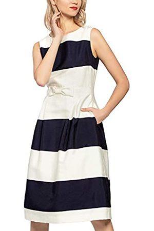 Apart Damen Freizeitkleider - APART Damen Kleid im Blockstreifen-Design