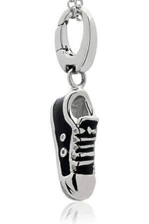 Burgmeister Damen-Charm Sneaker rhodiniert 925 Sterling JHE1071-629