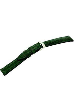 Morellato Lederarmband für Herrenuhr Kroko goldf. Schließe 16 mm A01U0751376072CR16