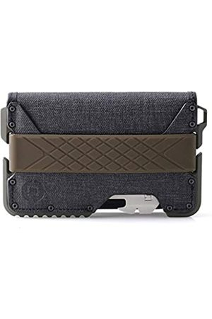 DANGO PRODUCTS Dango T01 Tactical EDC Wallet - Made in USA - Echtes Leder, Multitool