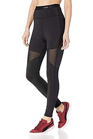 PUMA Damen Be Bold Thermo R+ Tights Strumpfhose, Black