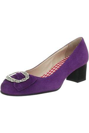 Diavolezza Damen Celine Pumps, (Purple)