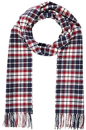 GANT Herren D1. Checked Twill Wool Scarf Mode-Schal