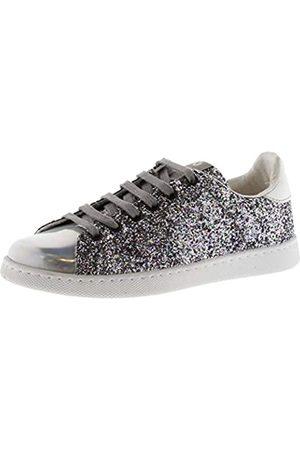 victoria Damen Schuhe - Damen Niedrig 112558-WOMEN Tenis Glitter Sneaker 35