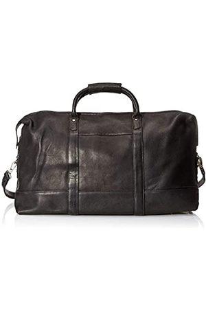 Royce Lingerie Royce Leather Luxuriöse Reisetasche aus kolumbianischem Leder. - 680-BLACK-VL