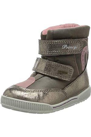 Primigi Stiefel - Baby Mädchen PRIGT 63619 First Walker Shoe, Taupe/Pietra