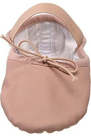 Bloch Damen Schuhe - Dance Women's Dansoft Full Sole Leather Ballet Slipper/Shoe Dance