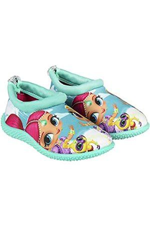 Cerdá Mädchen 2300003821 Aqua Schuhe, (Azul C37)