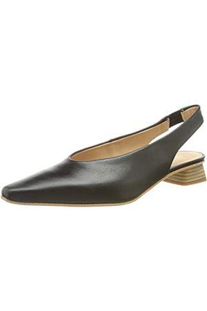 unisa Damen Schuhe - Damen Godfrey_MOA Slipper, Black