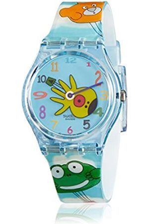 Swatch Herren Uhren - QuarzuhrInTheAirGN22134mm