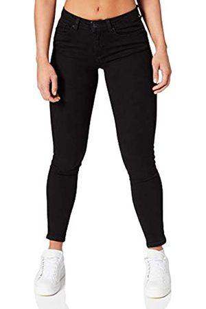 Springfield Damen Slim - Jeans Slim Algodón Reciclado Lavado Sostenible Pantalones