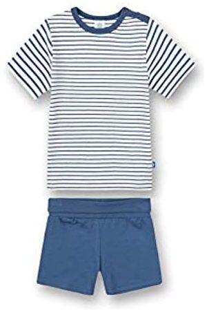 Sanetta Schlafanzüge - Baby-Jungen kurz Kleinkind-Schlafanzüge