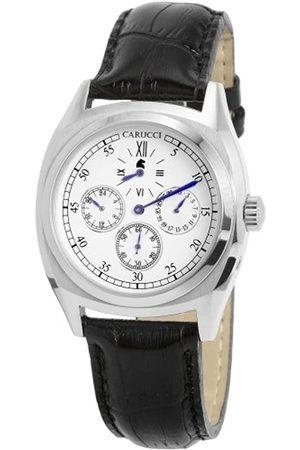 Carucci Herren Uhren - Herrenarmbanduhr Automatik CA1112WH