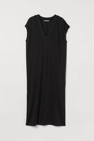 H&M Damen Freizeitkleider - Jerseykleid
