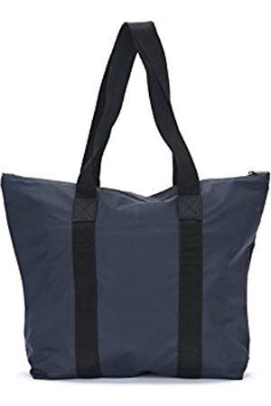 Rains Herren Reisetaschen - Tote Rush Shopper Bag One Size Blue