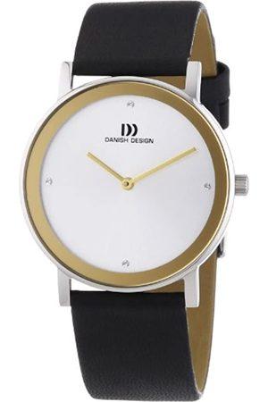 Danish Design Damen Uhren - Damen-Armbanduhr XS Analog Quarz Leder 3324526