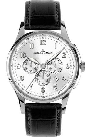 Jacques Lemans Herren Uhren - Herrenarmbanduhr London 1-1619B