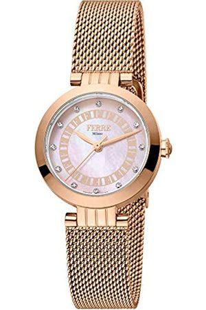 Ferre Damen Uhren - Klassische Uhr FM1L166M0041