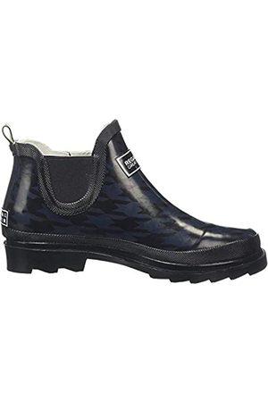Regatta Damen Lady Harper Welly Rain Boot, Black/Black