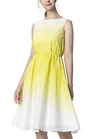 Apart APART Damen Sommerkleid mit Dip-Dye-Effekt