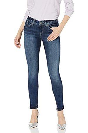 Silver Co. Damen Suki Curvy Fit Mid Rise Super Skinny Jeans