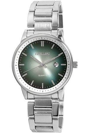 Excellanc Herren-Uhren mit Metallband 284023000056