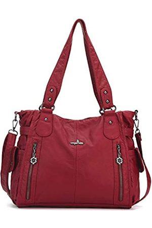 Angel Kiss Handtaschen für Damen mit oberem Griff, Hobo-Geldbörse, geräumige Umhängetasche