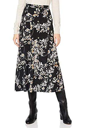 Mavi Damen Printed Skirt Rock