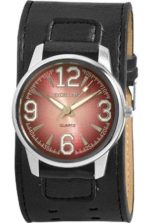 Excellanc Herren Uhren - Herren-Uhren mit Polyurethan Lederband 293027100087