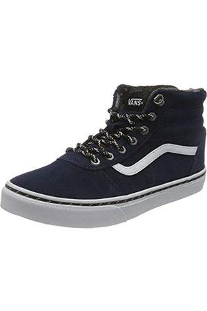 Vans Jungen Schuhe - Unisex Kinder Ward Hi Suede Sneaker