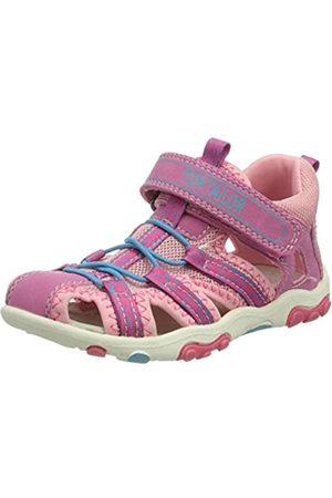 TOM TAILOR Schuhe - Baby-Mädchen 1172802 Sportsandale, pink-Turkis