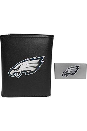 Siskiyou Sports Herren Geldbörsen & Etuis - NFL Philadelphia Eagles Herren-Geldbörse, dreifach faltbar, mit Geldclip