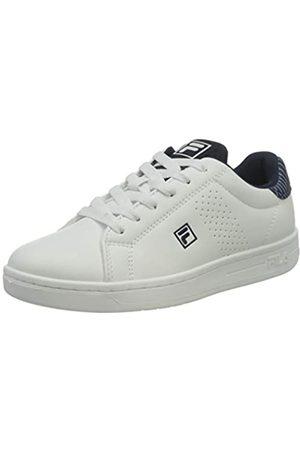 Fila Jungen Schuhe - Crosscourt 2 NT kids Sneaker, White Navy