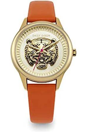 Daisy Dixon Damen Uhren - Schmuck-Sets Edelstahl DD184OG
