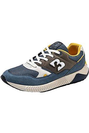 YIRUIYA Herren Schuhe - Modische Herren-Sneakers, bequeme Schnürschuhe, Laufschuhe für Herren, (Dusty- Seite)